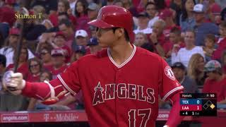 2018.6.3 Shohei Ohtani Highlights  - 大谷 翔平 - 2018.6.3 Shohei Ohtani Highlights |エンゼルス×レンジャーズ