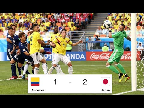 yt 2109 COL 1 vs 2 JAP HD LL GOLS IGLIGTS 19 June 2O18 - POL vs SEN All goals & Highlights Commentary 2018 FHD/1080P