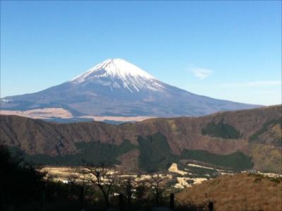 406 - 箱根山の噴火の歴史