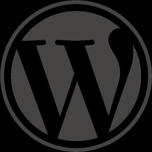 wordpress logo notext rgb - WordPressの記事中にアドセンスを表示する