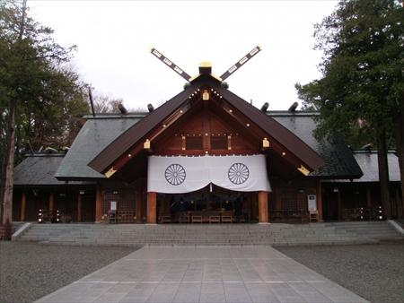 1 - 北海道神宮の初詣 混まないアクセスは? 混雑具合は? 駐車場はある?