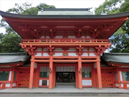 1 - 大宮氷川神社の初詣 空いてる行き方は? 駐車場はあるの?