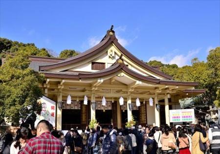 湊川神社(楠公さん)1.jpg