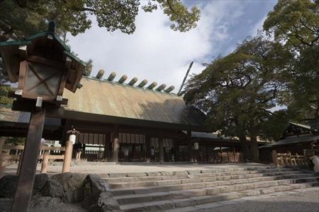 1 - 熱田神宮の初詣 混まない行き方はどれ? 混雑時間は? 駐車場はある?