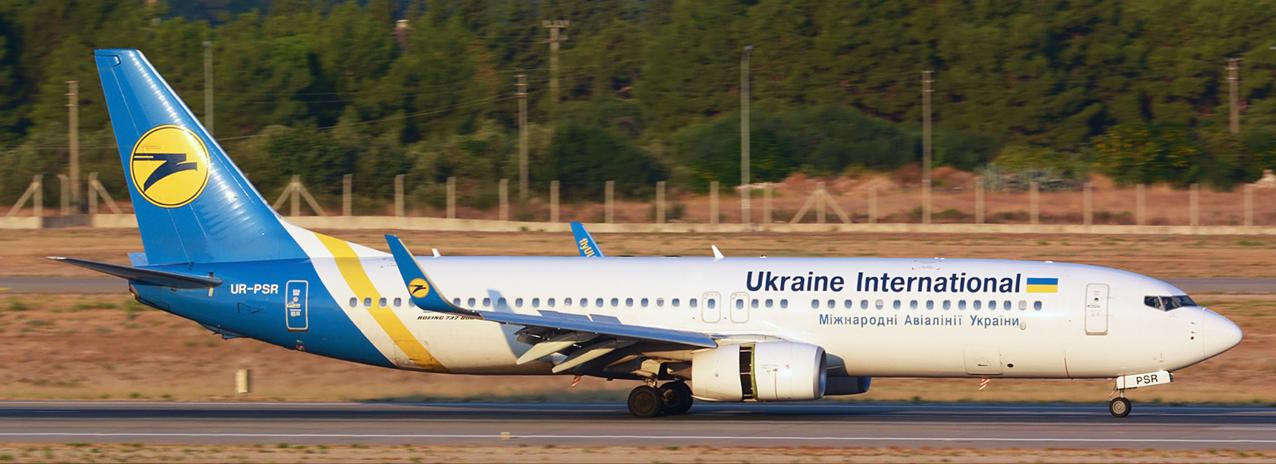 墜落したウクライナ機機PS752便と同型機